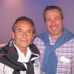 Jacky Ickx, Formel-1 Vizeweltmeister 1969 mit Brabham und 1970 mit Ferrari, außerdem gewann der schnelle Belgier zwischen 1969 und 1982 sechs Mal das legendäre 24-Stunden Rennen von Le Mans. Sardinien, Mai 2011