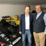 Heinz-Harald Frentzen, Formel-1 Vizeweltmeister 1997 im Williams-Renault, WM Dritter 1999 im Jordan Mugen-Honda, insgesamt 157 WM-Rennen, 3 Siege, 18 Podestplätze